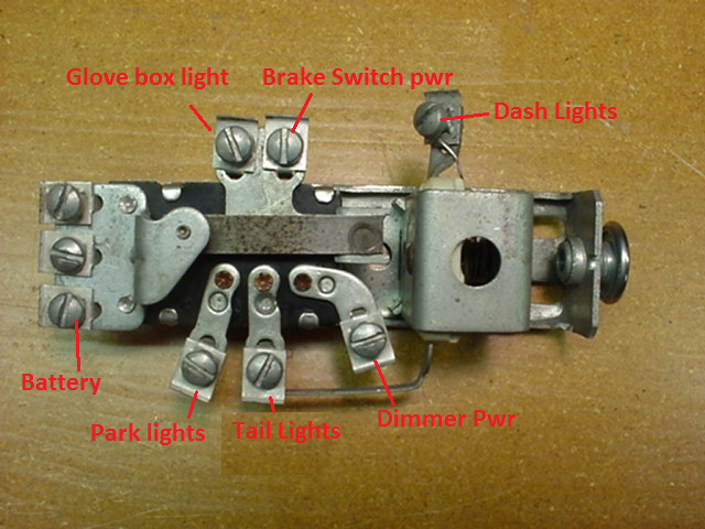 Headlight Switch Wiring Diagram Besides Ford Alternator Wiring Diagram