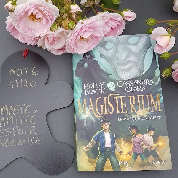 Magisterium, tome 4 : Le masque d'argent de Holly Black et Cassandra Clare