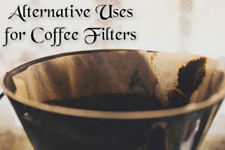 Alternative Uses Coffee Filters