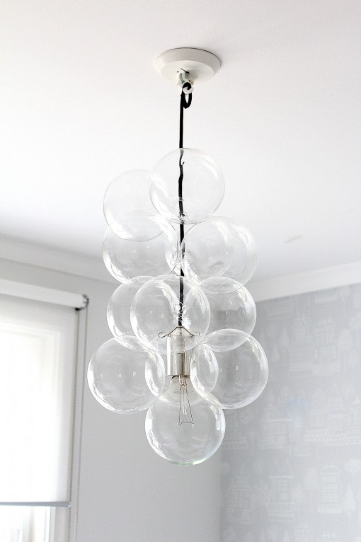 house of bulldogs lampe til gangen. Black Bedroom Furniture Sets. Home Design Ideas
