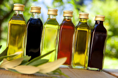 Flaxseed oil is derived from not shelled flax seeds by cold squeezing. By physical characteristics linseed oil is the golden yellow color, with characteristic nutty taste with a touch of bitterness.