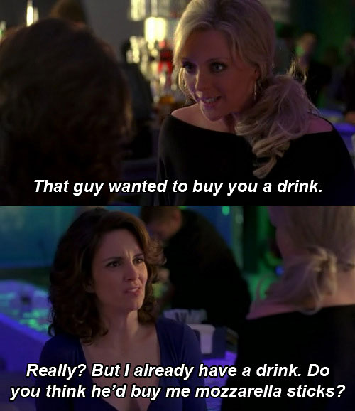 why tina fey is the perfect woman