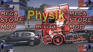 Physics for all chassis for Mega Store v 2.1