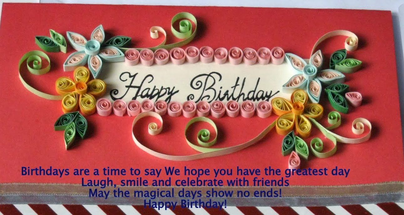 Happy Birthday Quotes For A Friend Images