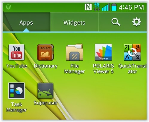 Cara Root LG G2 (All Version)