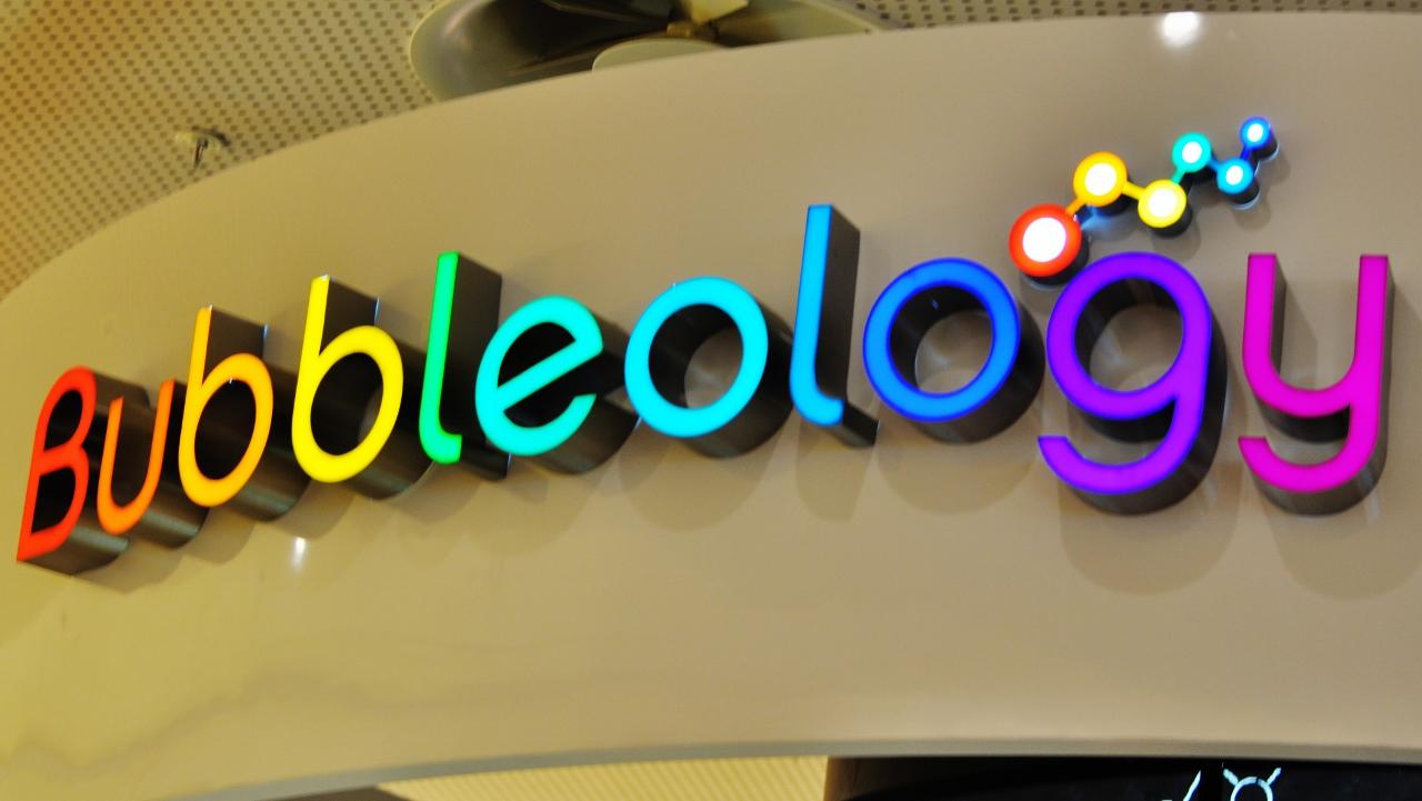 Bubbleology, czyli spotkania przy herbacie nabierają nowego wymiaru