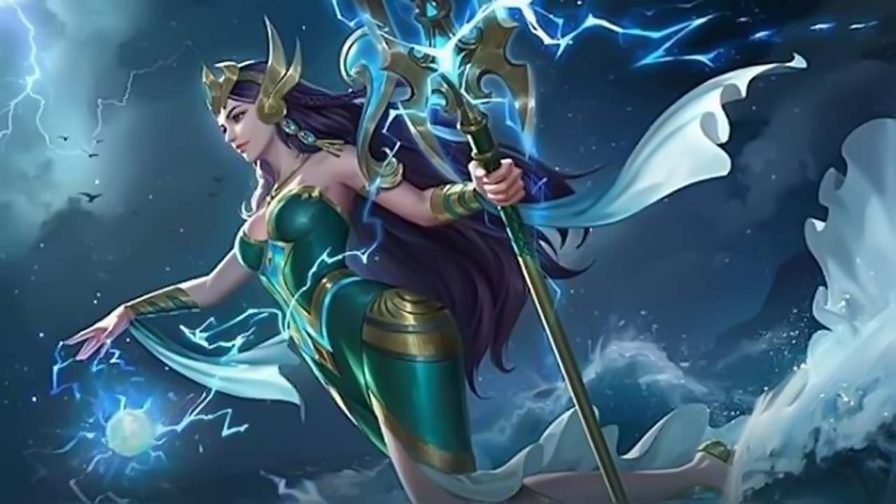 Hero Kadita Mobile Legends - Background, Quote Plus Suara, Dan Video Gameplay