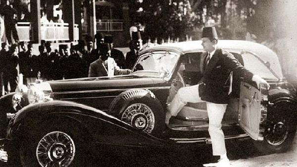 Mercedes Benz Of Morristown >> The Farouk car collection - Top Autos Best News Mantap Videos