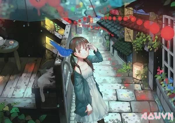 AowVN%2B%25281%2529 - [ Anime 3gp Mp4 ] 3-gatsu no Lion SS2 | Vietsub Đời thường Hài hước