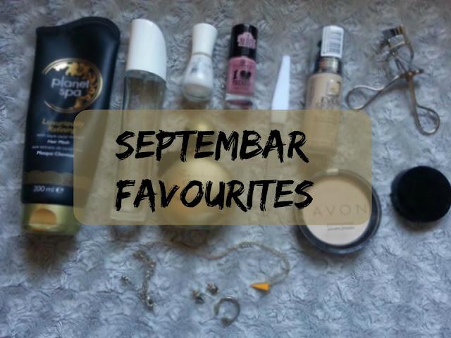 September favourites (2016.)