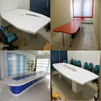 Custom Furniture Kantor (Office) Semarang - Meja Rapat Kantor Semarang 04