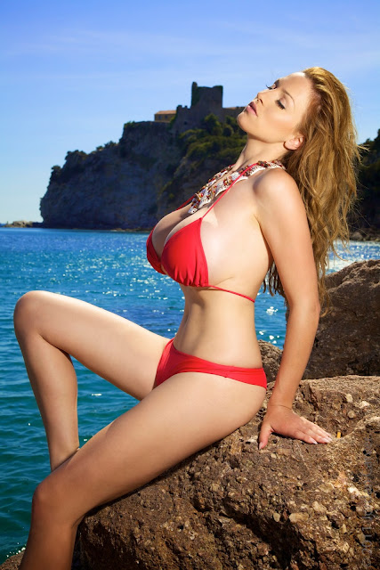 Jordan-Carver-red-bikini-hd-hot-sexy-photo-13