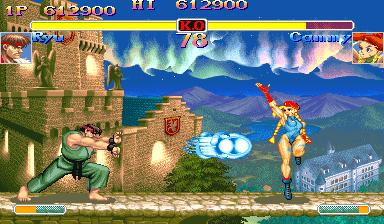 Super Street Fighter 2 arcade game portable videojuego descargar gratis