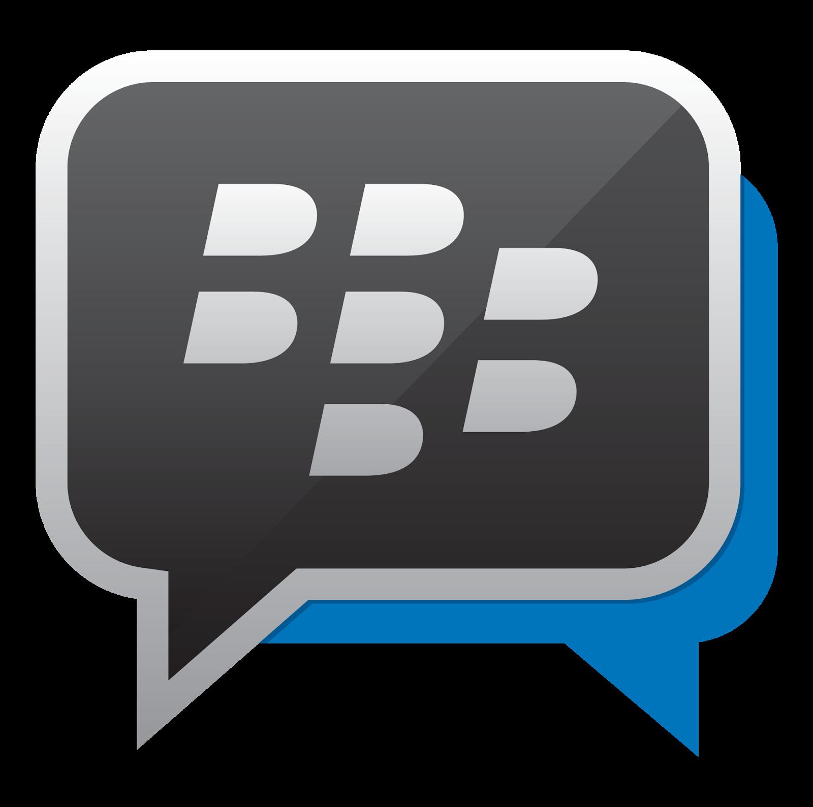 BlackBerry Messenger Logo