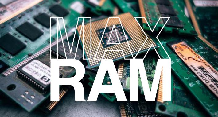 Cara Mengetahui Maximum RAM Motherboard Laptop Komputer