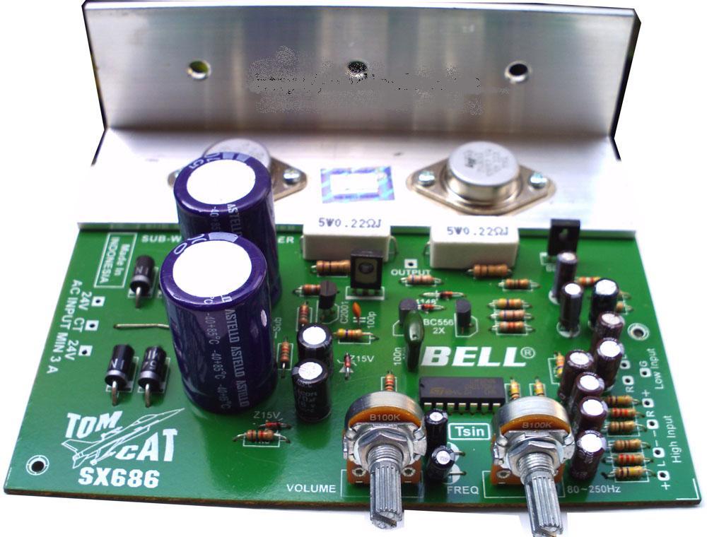 Harga Capacitor Audio Mobil