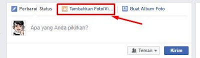 cara upload video ke fb di android dan pc