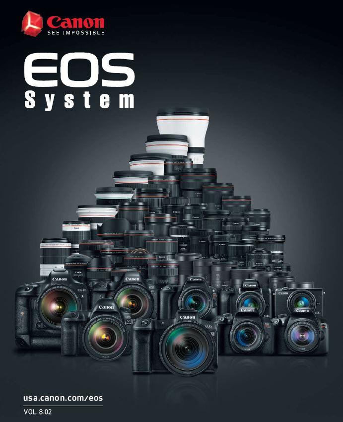 Canon Camera News Download the Canon EOS Camera System PDF Brochure Vol