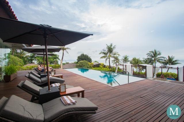 Executive Lounge at Hilton Bali Resort
