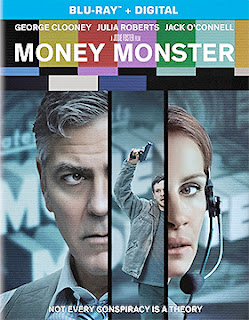 DVD & Blu-ray Release Report, Money Monster, Ralph Tribbey