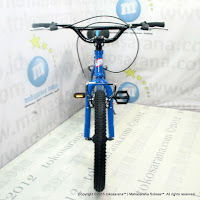 Sepeda BMX Senator Orion Low Rise Handlebar 20 Inci