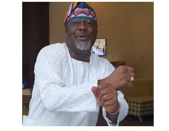 Video: Senator Dino Melaye releases new song for Gov. Bello