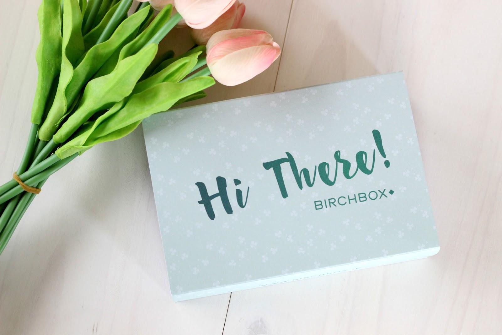 Birchbox Ireland First Look (February 2016)