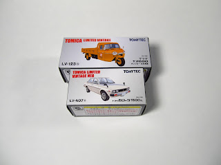 Tomica Limited Vintage NEO LV-N07a Toyota Corolla 1500 GL