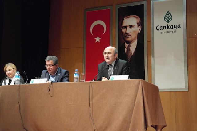 """""""Yok Edilen Adalet"""" Ve Demokrasi Panelinde Ömer Faruk Eminağaoğlunun Konuşması"""