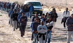 Επιστολές-τελεσίγραφο του Ισραήλ σε μετανάστες