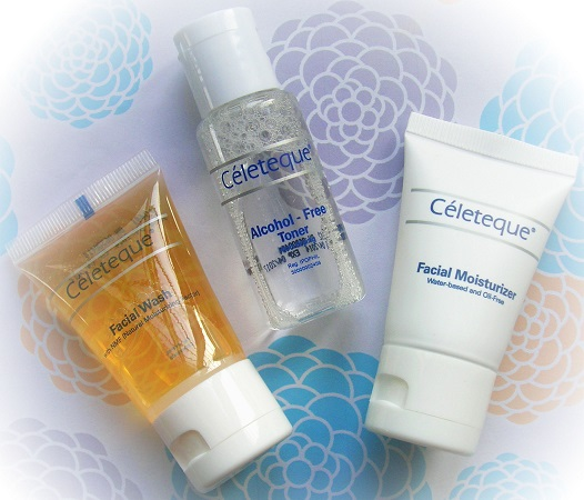 Celeteque Travel Kit Products