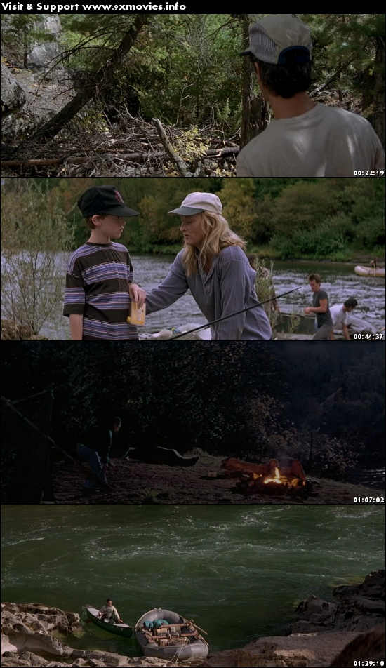 The River Wild 1994 Dual Audio Hindi 720p BluRay 900mb