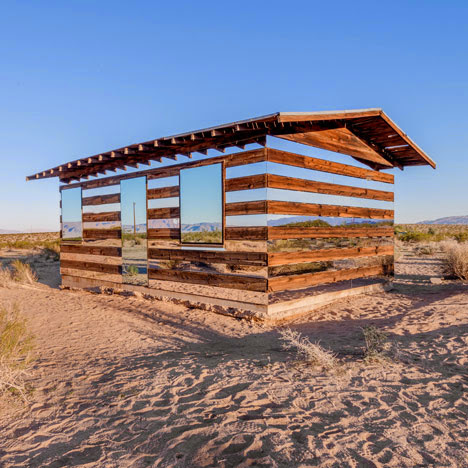 Lucid Stead Installation by Phillip K Smith 3rd