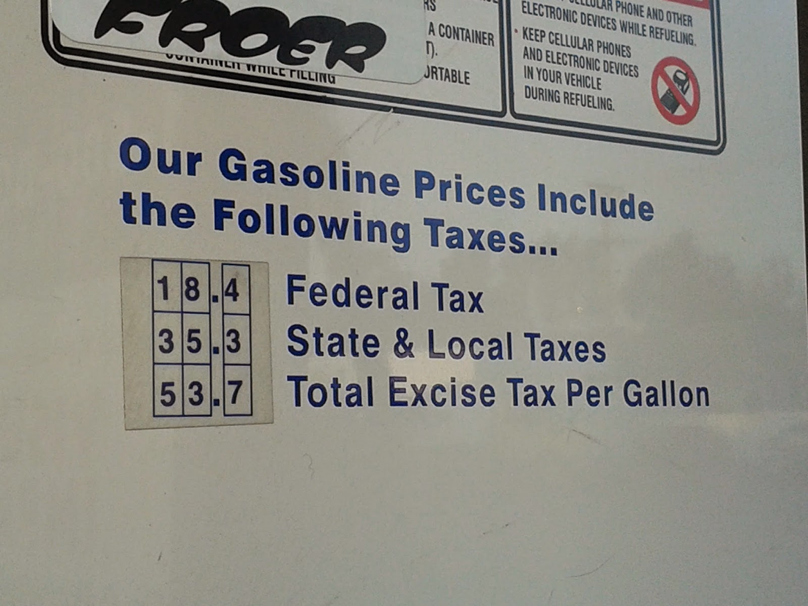 thesis statement for gas and oil prices