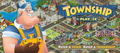 TOWNSHIP Apk Mod Money for Android Unlimited Money