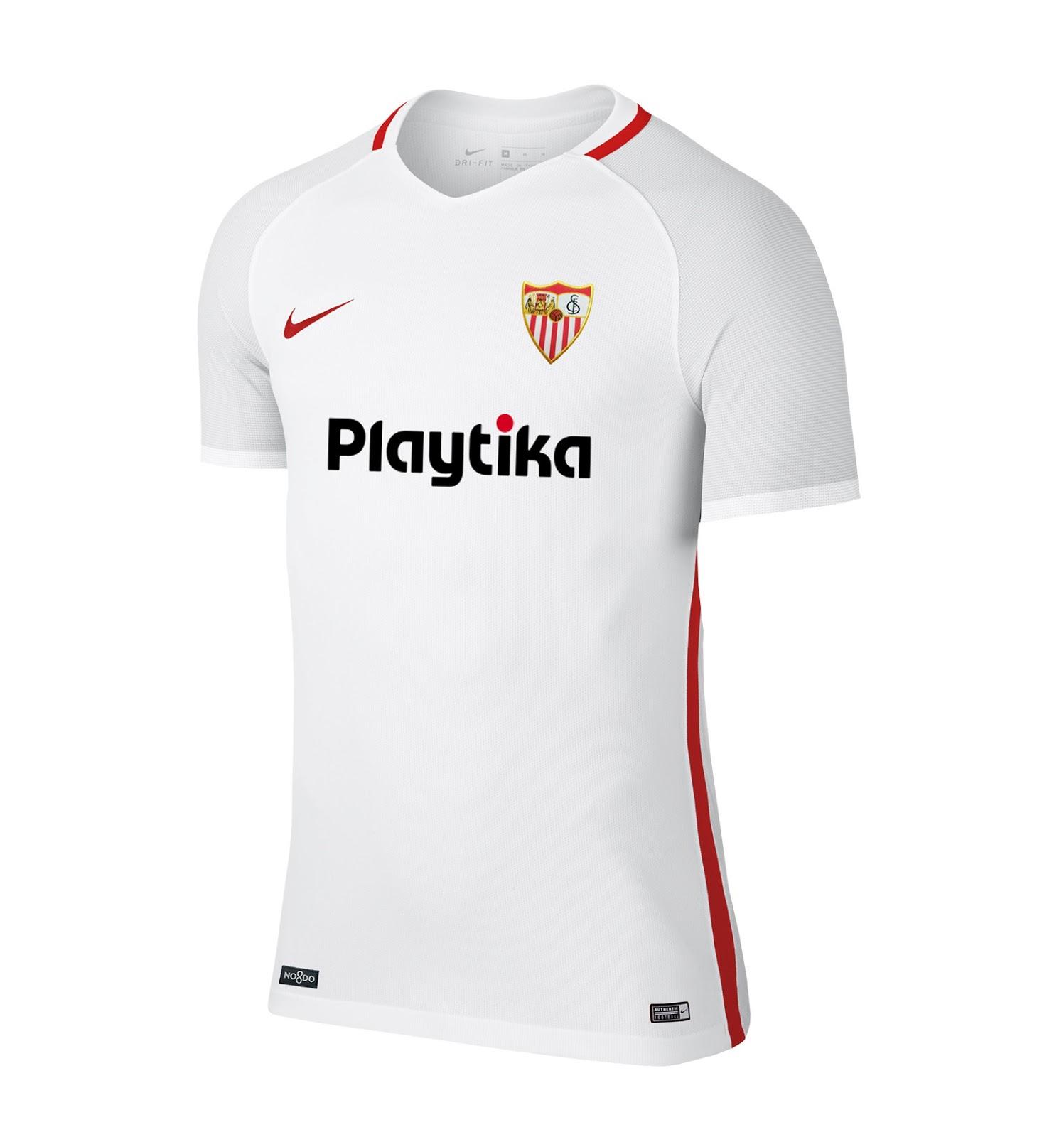 Camiseta Sevilla FC Tomáš Vaclík