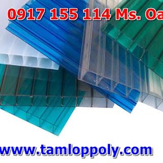 Nhà phân phối tấm lợp lấy sáng thông minh polycarbonate chính thức tại Miền Nam - Sơn Băng ảnh 12