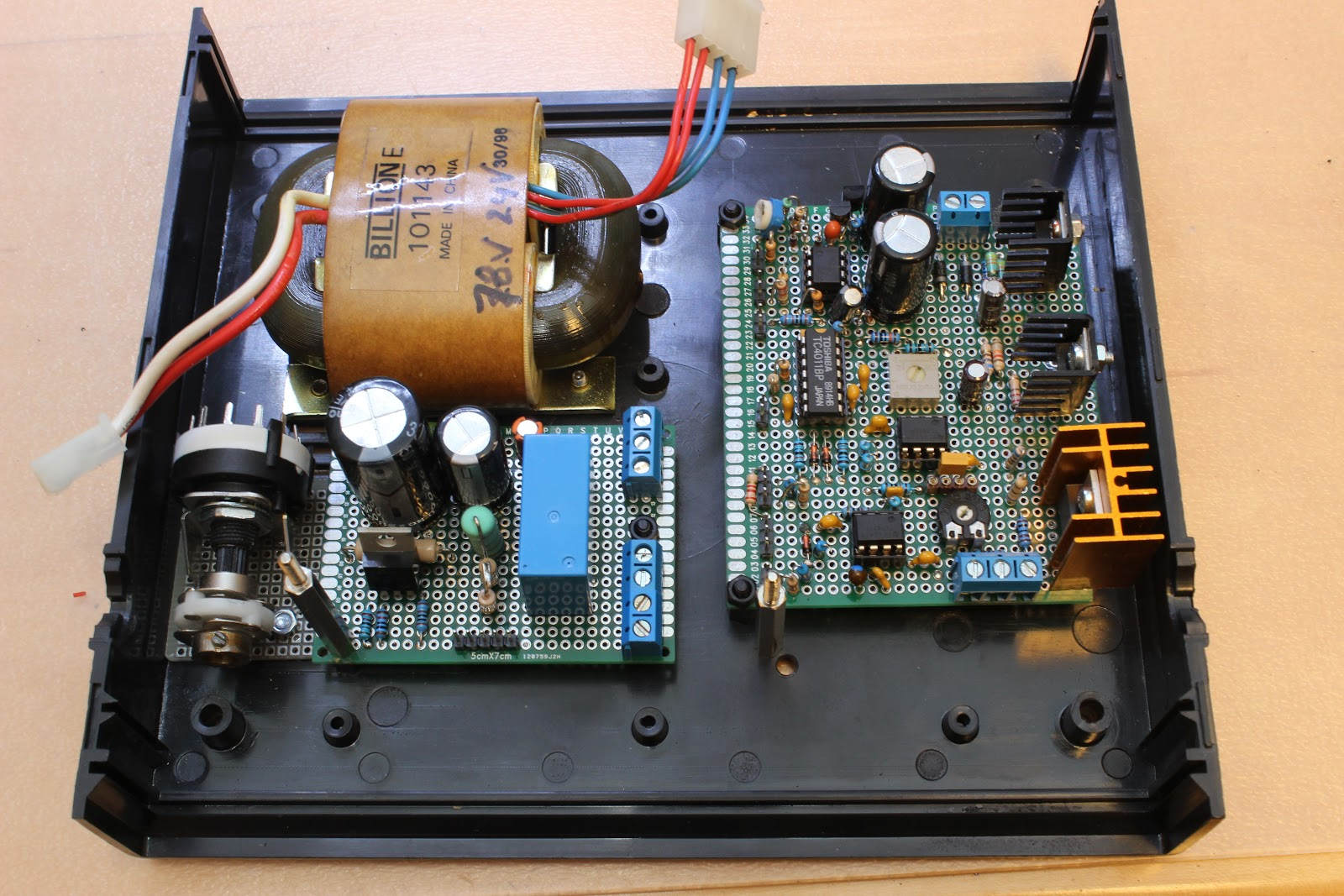 Pauls Diy Electronics Blog Building Another Curve Tracer Circuits 8085 Projects Archive Analog Oscilloscope Circuit Here Is A Picture That Shows How I Will Add The Board Space Required For Front Panel Like X Y Amplifiers Im Going To Populate