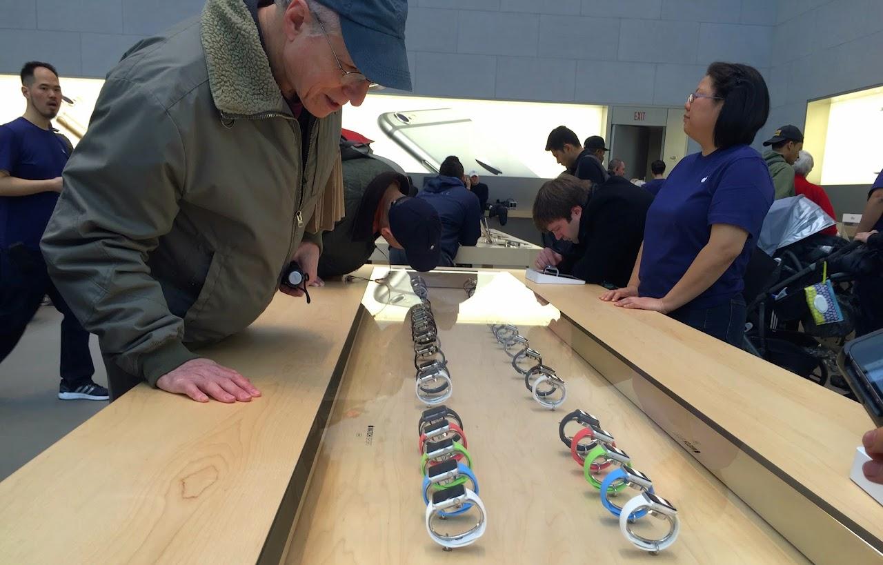 紐約現場:Apple Watch實機體驗!