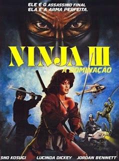 Ninja 3: A Dominação - BDRip Dual Áudio