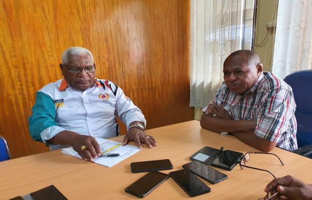 Venue Cabor Tinju Dipindah, Benny Maniani Ungkap Protes Pertina Papua