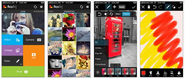 PicsArt Photo Studio Premium Mod Apk