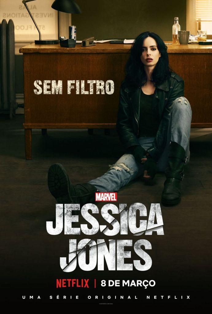 Marvels Jessica Jones 2018: Season 2 - Full (13/13)