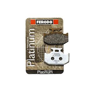 Τακάκια Μοτοσυκλέτας Ferodo Σειρά Platinum