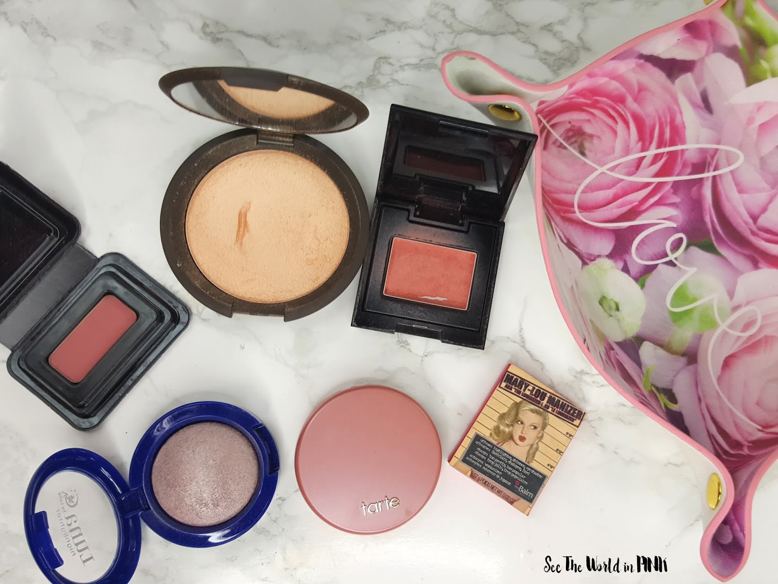 Monthly Makeup Basket