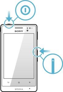Kombinasi Tombol Rahasia Penting Pada Sony Xperia Go