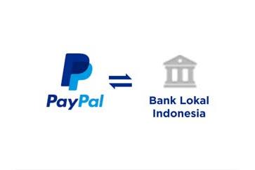 Tutorial Lengkap Paypal Bagian 2 : Cara Menambahkan Rekening Bank Lokal