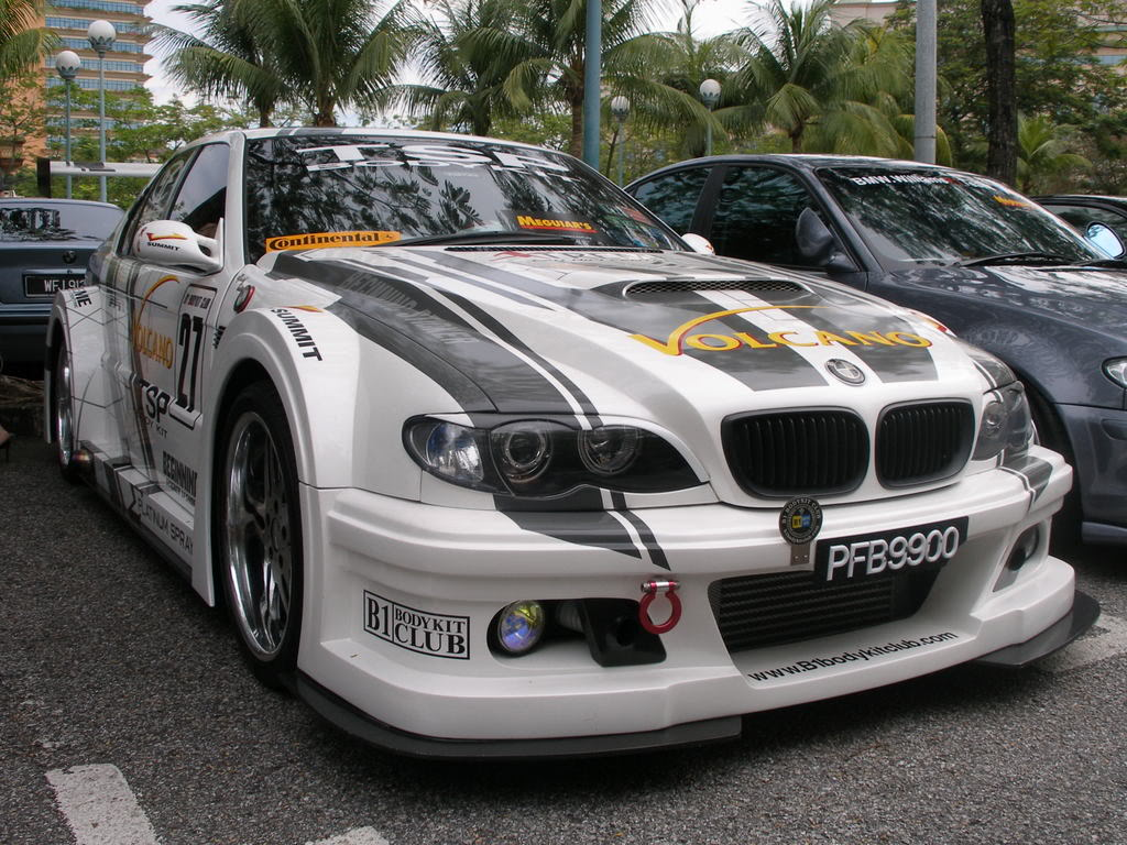 Licence To Speed For Malaysian Automotive Proton Wira Modified