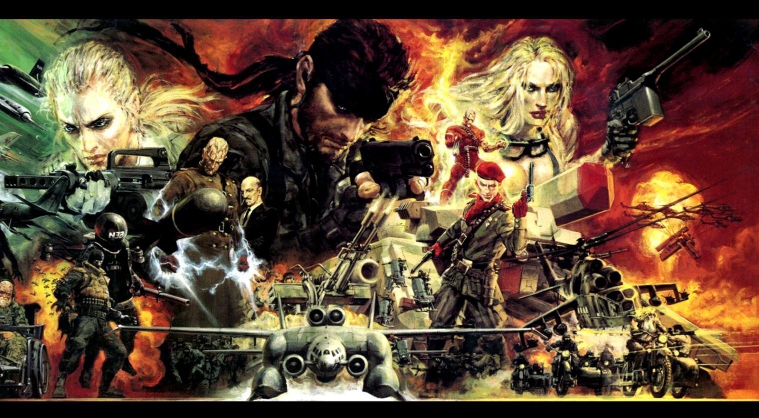 Metal Gear Solid 5 Hq Wallpaper Widescreen Wallpapers For Fun