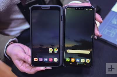 LG V50 ThinQ Dual Display